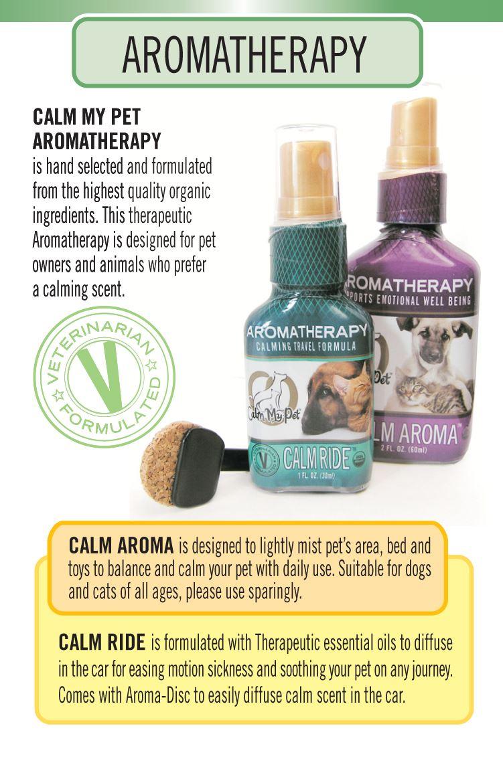 Calm Ride Essential Oils For Pets Calm My Pet