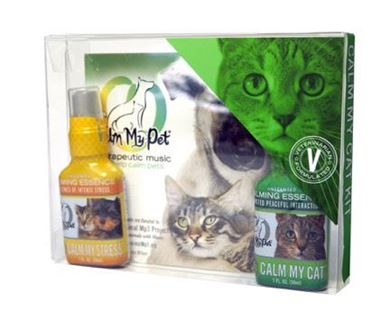 Picture of Calm My Cat Kit: Cat Stress Reliever