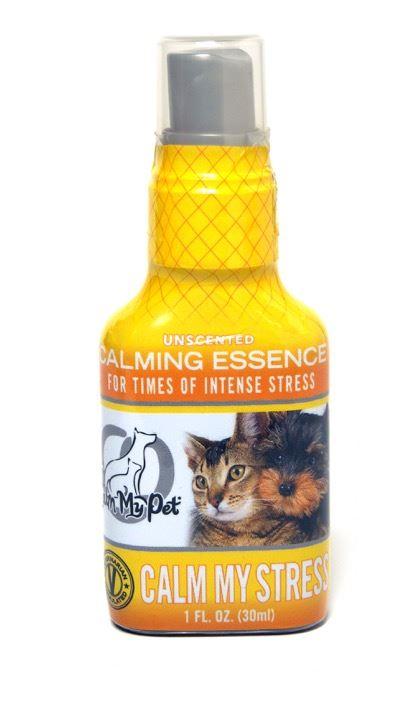 Calm My Stress Essence: Pet Calming Spray