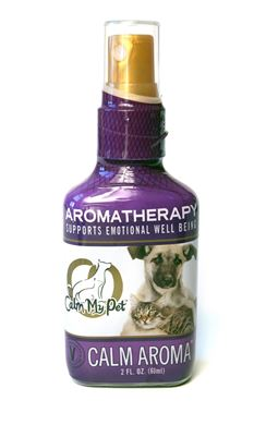 Picture of Calm Aroma: Dog Aromatherapy